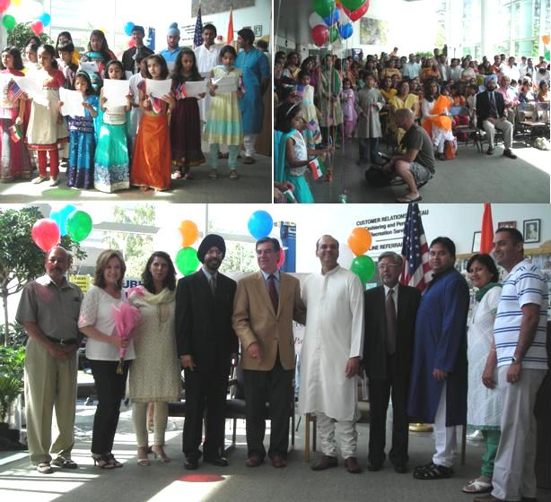 GOPIO-CT India Independence Day, Stamford, CT, August 14th