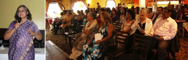 GOPIO-LA Women's Seminar