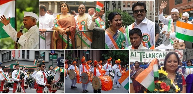 India Day Parade in New York City 2013