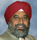 GOPIO's Director of Community Liaison in New York Mohinder Singh Taneja
