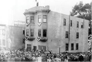Ghadr Hall in San Francisco