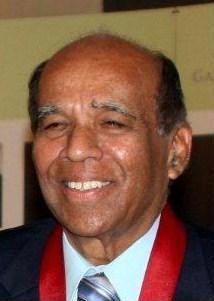 GOPIO Community Service Award Recipient 2011 Prof. M.C. Madhavan