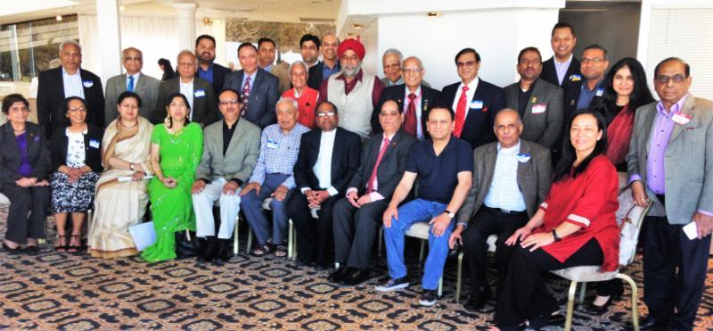 GOPIO Convention 2016 Planning Meeting Group