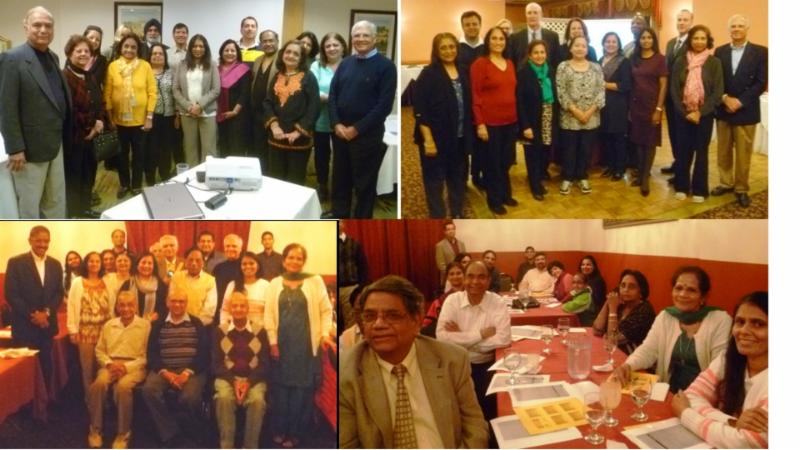 GOPIO Health Seminars Nov. 2013