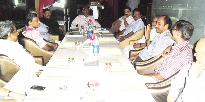 GOPIO-Kochi Team at a convention preparation meeting
