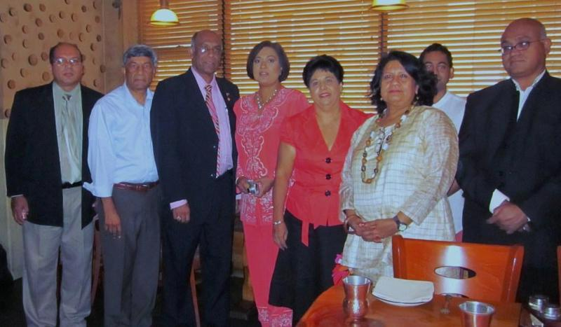 GOPIO Meeting with Trinidad and Tobago Foreign Minister