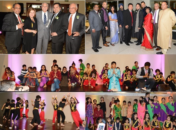 GOPIO-CT Diwali 2013 Program in Stamford, CT, USA
