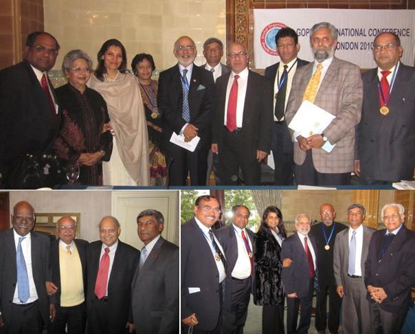 GOPIO London Conference - Networking of Delegates from Different Countries