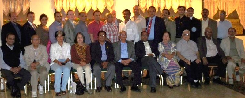 GOPIO International Convention Launch in Edison, New Jersey, Oct. 1, 2011