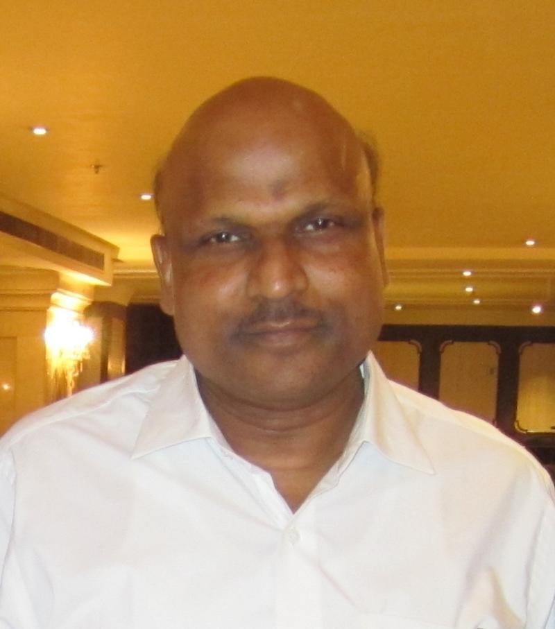R. Dayakar, GOPIO International Coordinator for South Asia