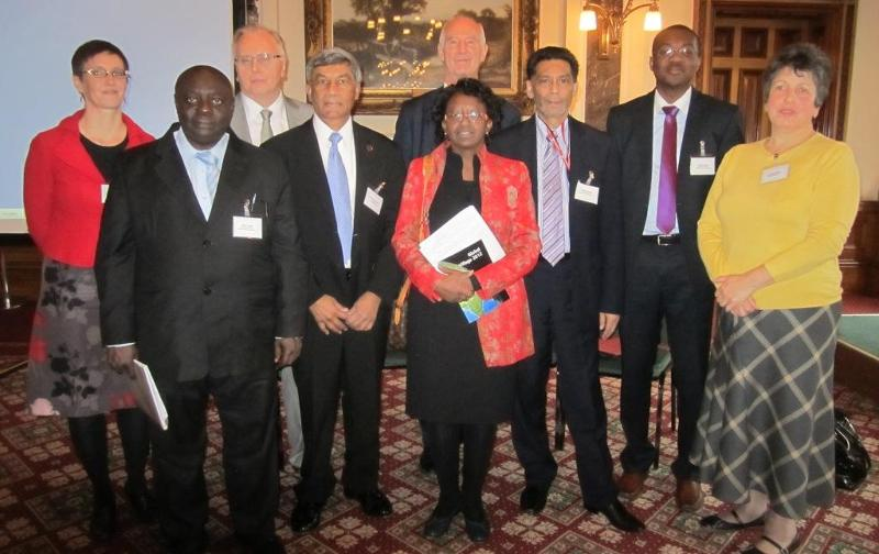 GOPIO at Commonwealth Diaspora Symposium