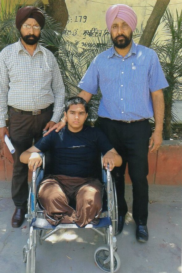 GOPIO-Sydney NW helps Abhinav Mahajan