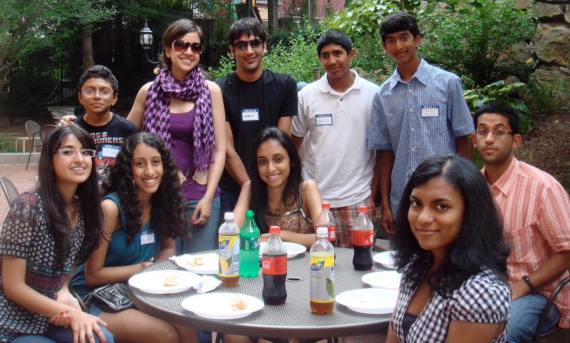 GOPIO-CT Youth and Young Professionals Cookout