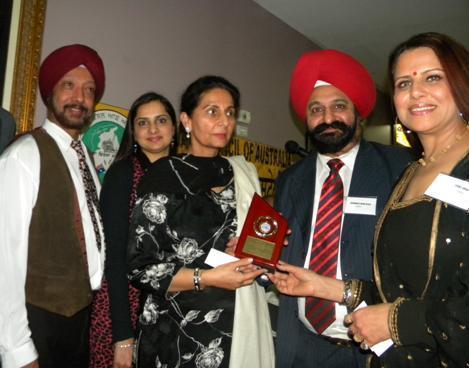 GOPIO Sydney Chapters with Minister Praneet Kaur