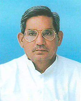 Minister Rajendra Pareek