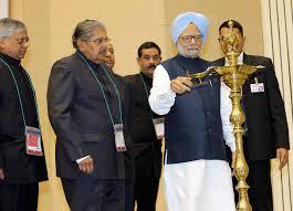 Prime Minister Manmohan Singh Inaugurates Pravasi Bharatiya Divas 2014