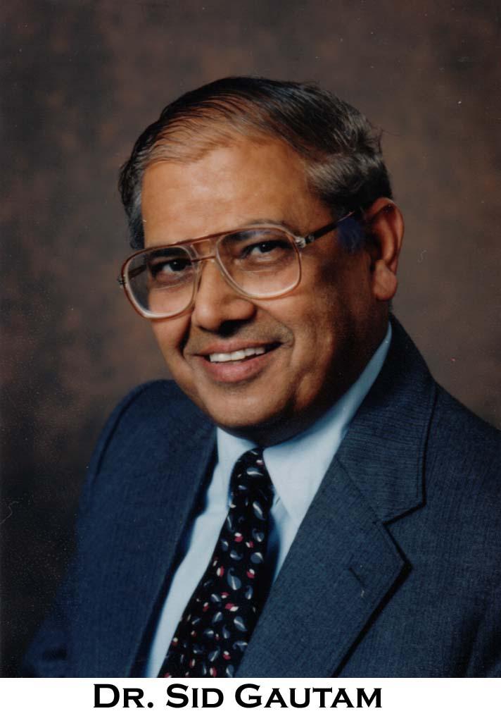 Prof. Sid Gautam