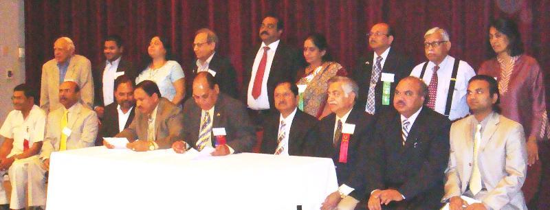 NFIA Team for 2010-2012