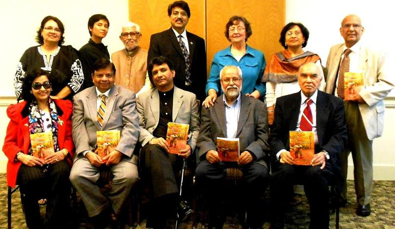 GOPIO Metro Wash.DC launches Anadi Naik's book