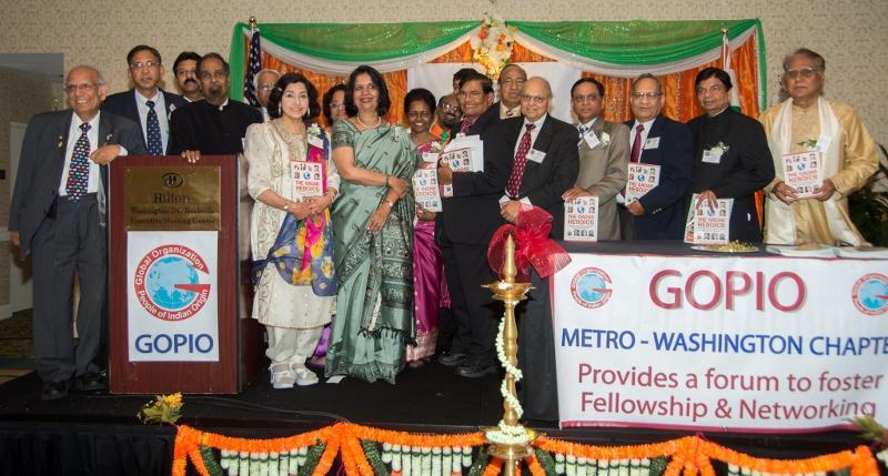 Gadar - GOPIO-Washington Program Group - Gadar Book Released