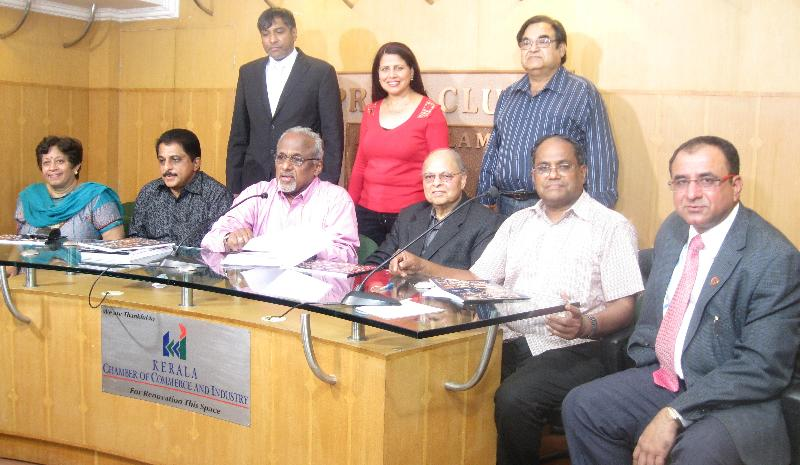 GOPIO Press Conference at the Kochi Press Club
