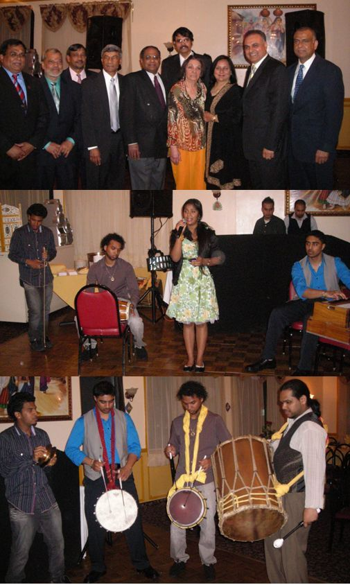 GOPIO Upper New York Anniversary Celebrations 2010