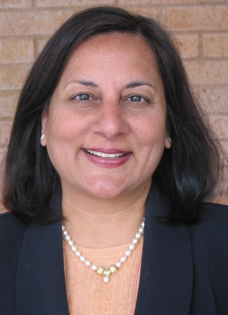 GOPIO Team 2012-'13 Health Council Chair Sangeeta Ahuja