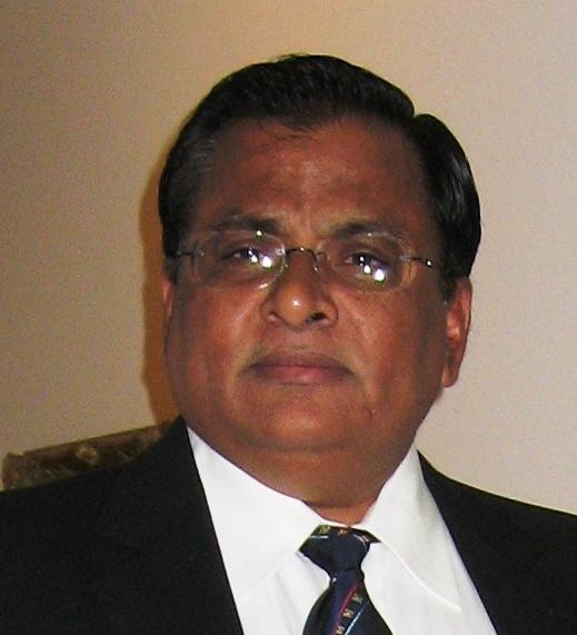 GOPIO Director, Chapter Development, North America Satrugan Sukhdeo