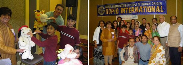 GOPIO Health Summit Children's Health Program