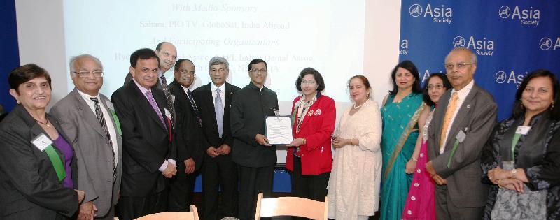 GOPIO Memorandum to Ambassador Dnyaneshwar Mulay