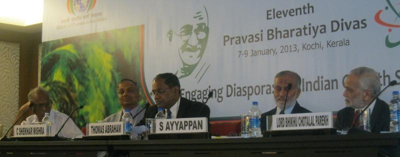 PBD Seminar Session on Pure Sciences held in Kochi on Jan. 7th, 2013