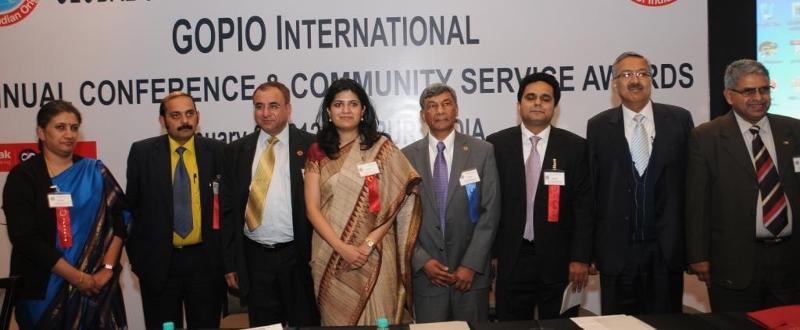GOPIO Investment Session Speakers