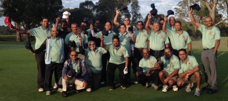 GOPIO-Sydney Southwest Golfers