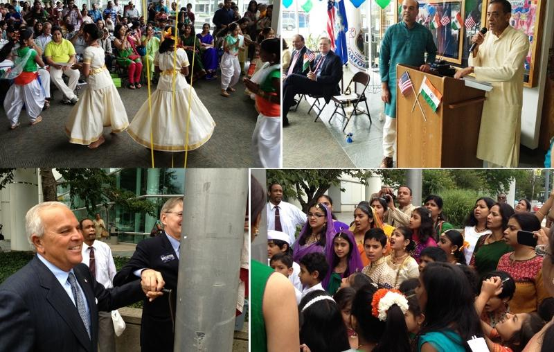 India Independence Day Celebrations 2013 in Stamford, CT