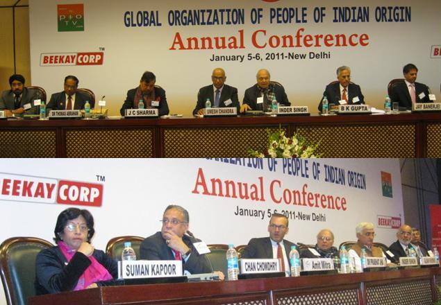 GOPIO Conf. Inaugural and Session on Consular Issues