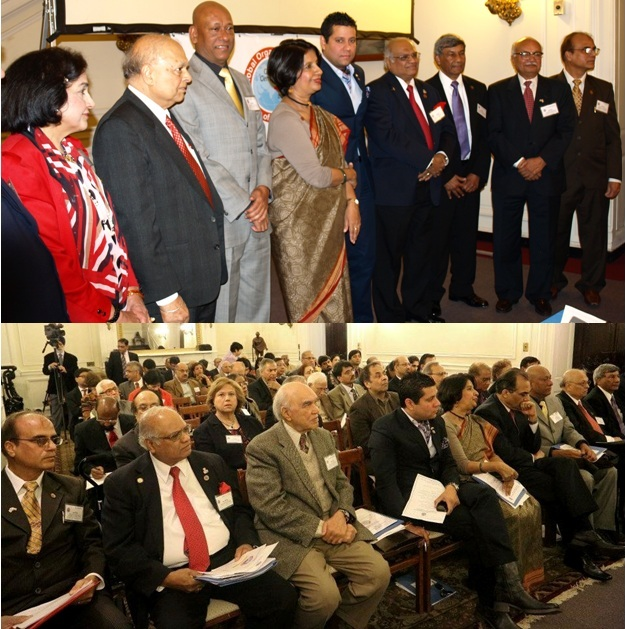 GOPIO Gadar Centennial Launch in Washington, DC