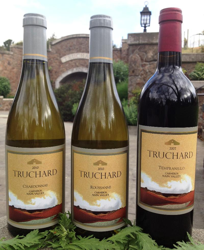 51 Truchard  Vineyards Update
