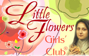 Little Flowers Logo