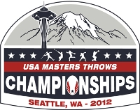 Masters Throws 2012 Logo