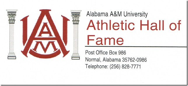 Alabama A&M University Athletics Hall of Fame