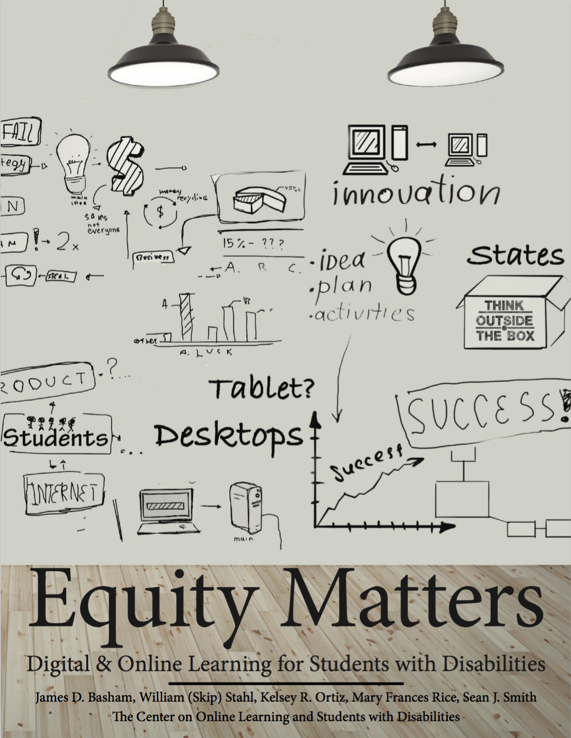 Equity Matters publication cover