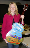Erin Oldfield - Guitar Painter
