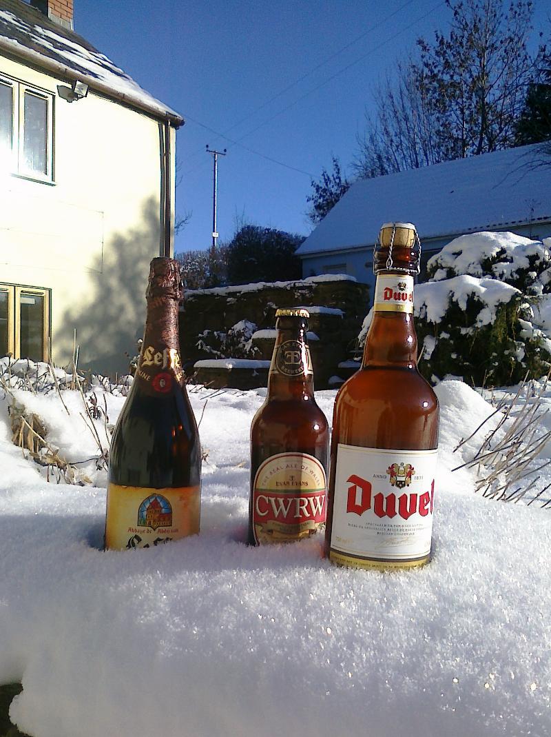 Three Wise Beers