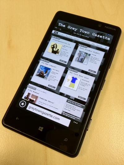 Lumia GTG