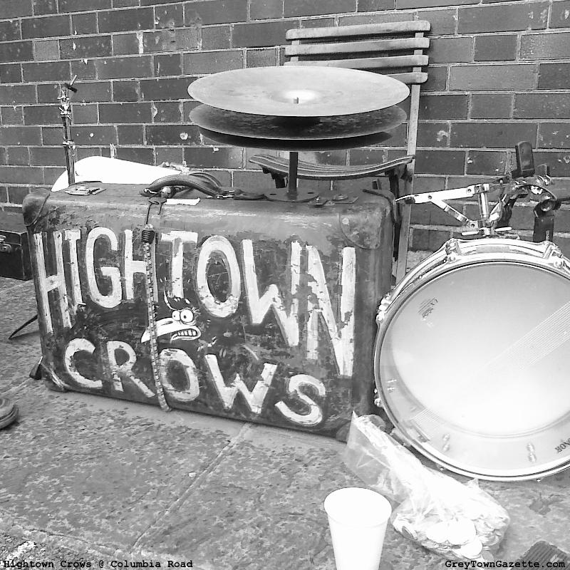 Hightown Crows at Columbia Road
