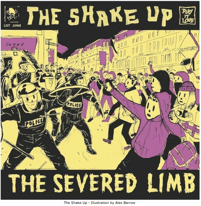 The Shake Up by The Severed Limb