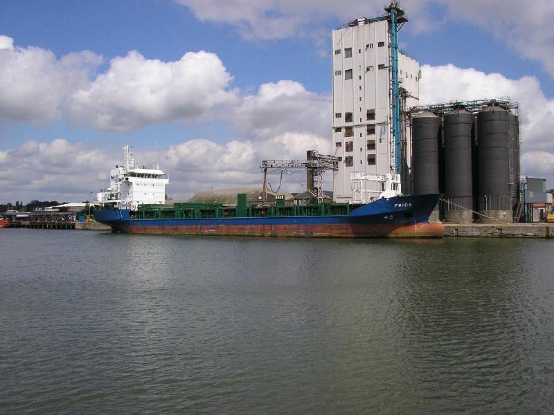 Captured Ship