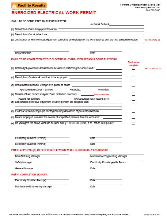 Hot work permit form a lock amp a key keep you accident free more hot work permit form a lock amp a key keep you accident free more free downloads pronofoot35fo Image collections