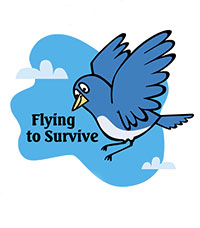 flying to survive