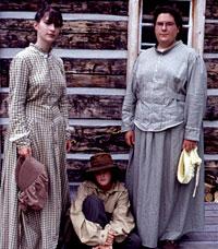 photo of pioneer animators